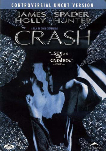 Crash (Controversial Uncut Version) (James Spader) (Bilingual) DVD Movie