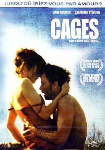 Cages (French Only) DVD Movie