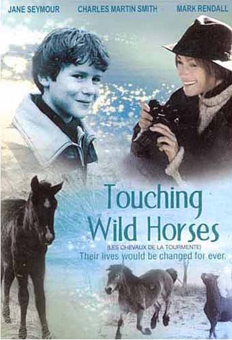 Touching Wild Horses(Bilingual) DVD Movie