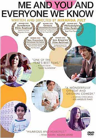 Me and You and Everyone We Know (Bilingual) DVD Movie