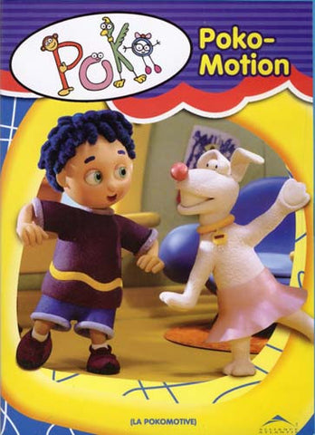 Poko - Motion (Bilingual) DVD Movie