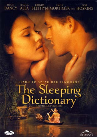 The Sleeping Dictionary(Bilingual) DVD Movie