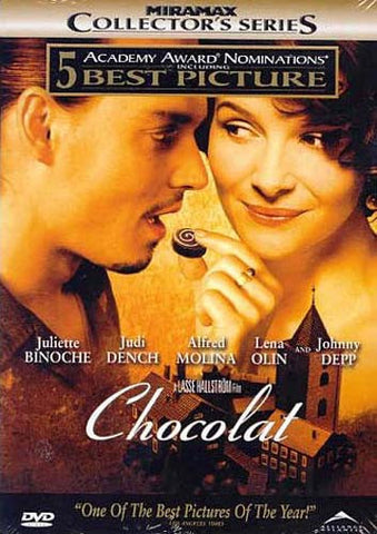 Chocolat (Collector's Series) DVD Movie