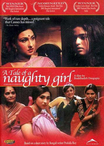 A Tale of a Naughty Girl DVD Movie