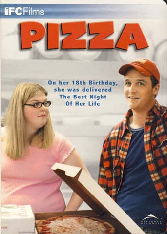 Pizza(bilingual) DVD Movie