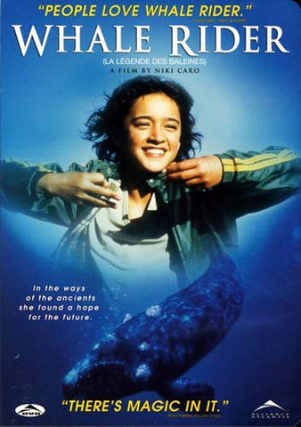 Whale Rider DVD Movie