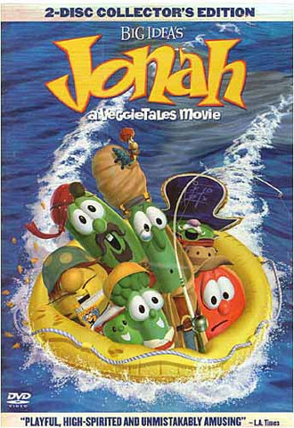 Jonah - A VeggieTales Movie (2 Disc Collector's Edition) DVD Movie