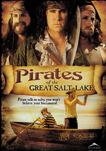 Pirates of the Great Salt Lake DVD Movie