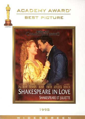 Shakespeare in Love (Miramax Collector s Series) DVD Movie