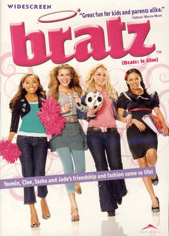 Bratz -The Movie (Widescreen Edition) (Bilingual) DVD Movie