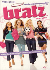 Bratz -The Movie (Widescreen Edition) (Bilingual)