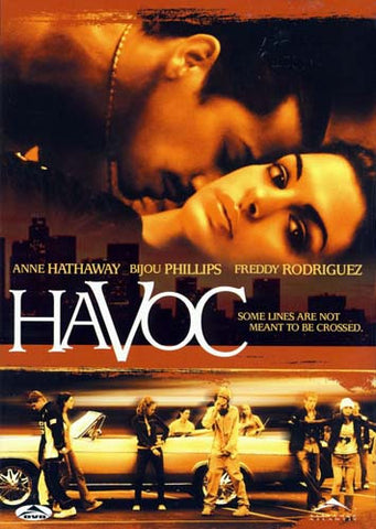 Havoc (R-Rated Version) (ALL) DVD Movie