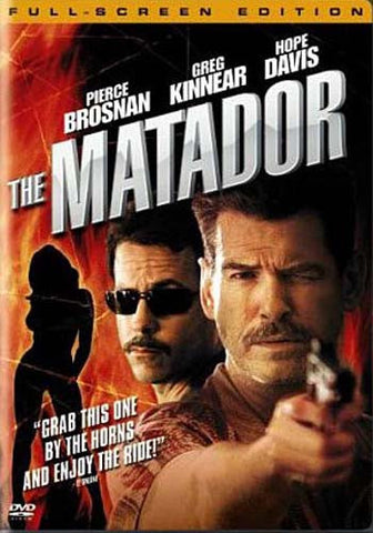 The Matador (Full Screen Edition) DVD Movie