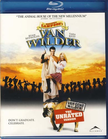 National Lampoon's Van Wilder (Unrated) (Blu-ray) BLU-RAY Movie