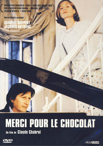 Merci Pour Le Chocolat DVD Movie