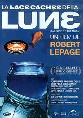 La Face Cachee de la Lune / The Far Side of the Moon DVD Movie