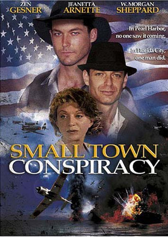 Small Town Conspiracy DVD Movie