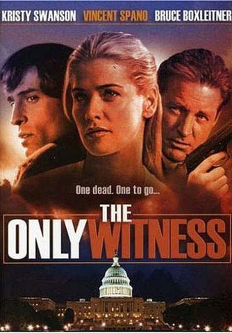 The Only Witness DVD Movie