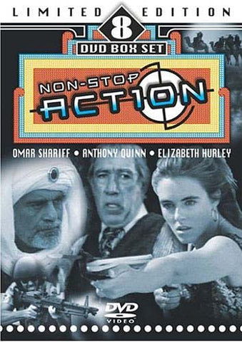 Non Stop Action 8 Movie Pack - Limited Edition (Boxset) DVD Movie