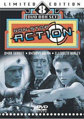 Non Stop Action 8 Movie Pack - Limited Edition (Boxset)