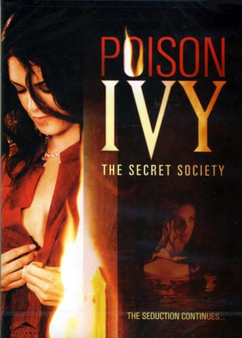 Poison Ivy - The Secret Society DVD Movie
