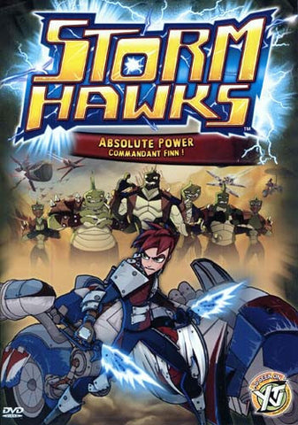 Storm Hawks - Absolute Power DVD Movie