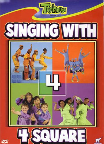Singing With 4 Square DVD Movie