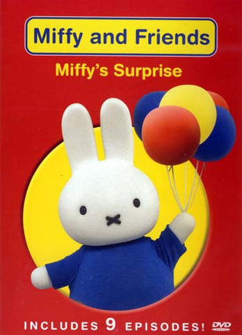 Miffy and Friends - Miffy's Surprise DVD Movie