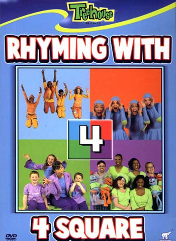 Rhyming With 4 Square DVD Movie