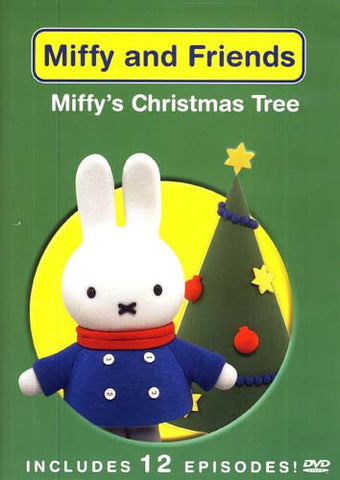Miffy and Friends: Miffy s Christmas Tree DVD Movie