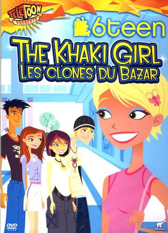 6Teen - The Khaki Girl (Bilingual) DVD Movie
