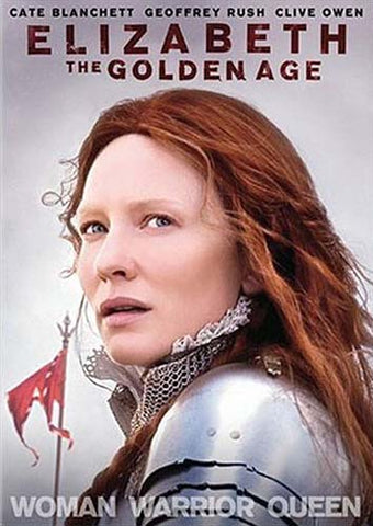 Elizabeth - The Golden Age DVD Movie