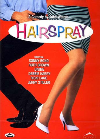 Hairspray (1988) (John Waters) DVD Movie