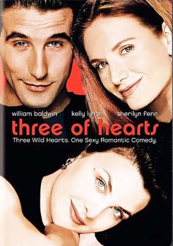 Three of Hearts (William Baldwin) DVD Movie
