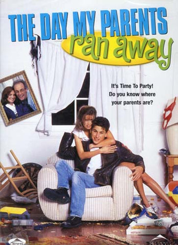 The Day My Parents Ran Away DVD Movie