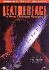 Leatherface - The Texas Chainsaw Massacre III (Rated and Urated Version)