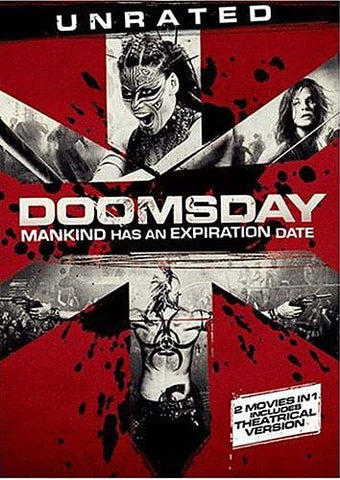 Doomsday (Unrated) DVD Movie