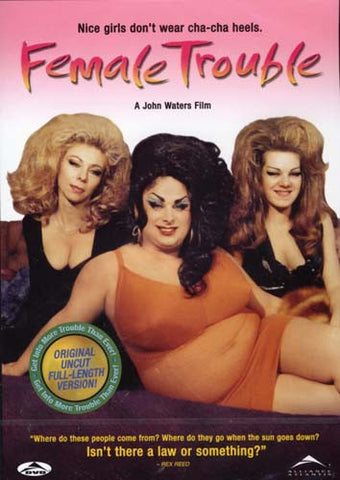 Female Trouble DVD Movie