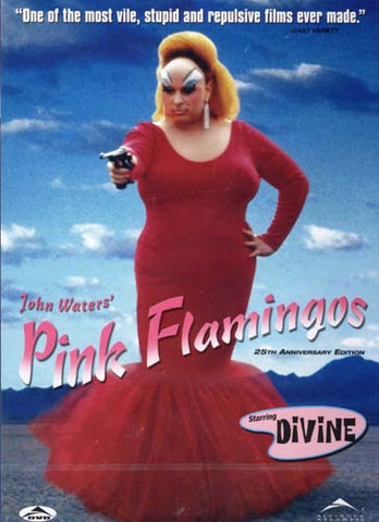 Pink Flamingos (25Th Anniversary Edition) DVD Movie