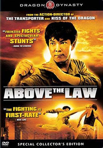 Above the Law - Special Collector s Edition (Cory Yuen) DVD Movie