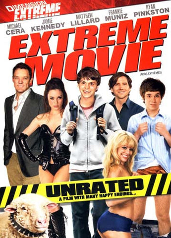 Extreme Movie (Unrated) (Bilingual) DVD Movie