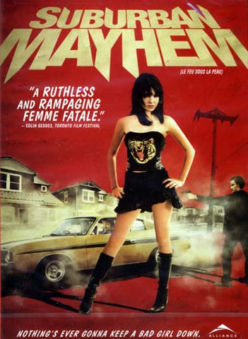 Suburban Mayhem (Bilingual) DVD Movie