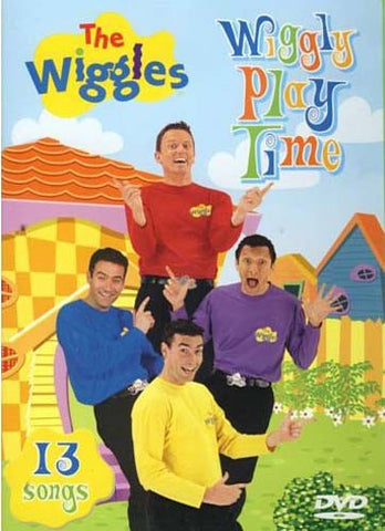 The Wiggles - Wiggly Play Time DVD Movie