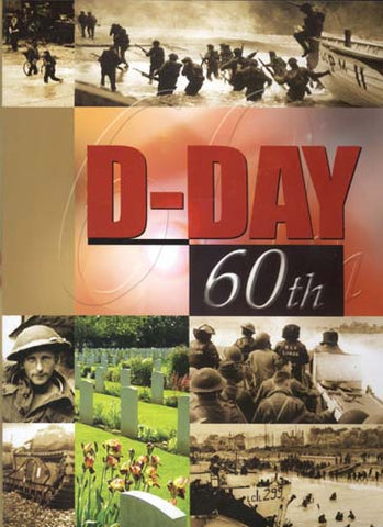 D-Day 60th Anniversary DVD Movie