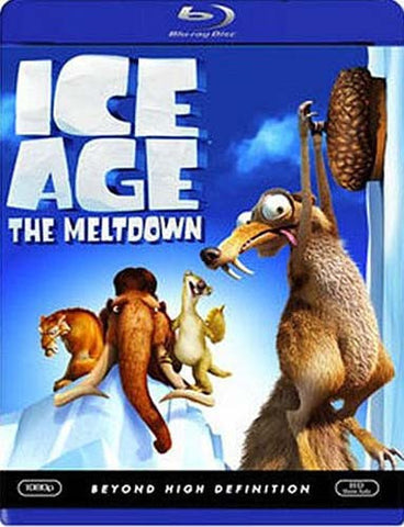 Ice Age - The Meltdown (Blu-ray) BLU-RAY Movie
