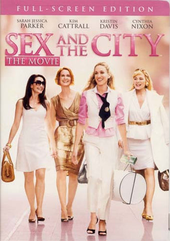 Sex and the City - The Movie (Full Screen Edition) DVD Movie