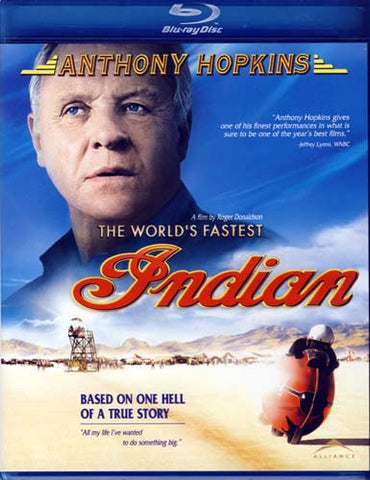 The World's Fastest Indian (Blu-ray) BLU-RAY Movie