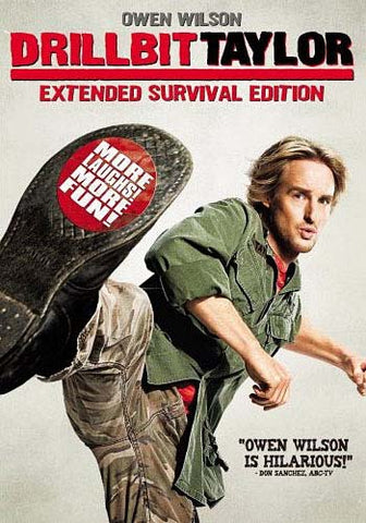 Drillbit Taylor (Unrated Extended Survival Edition) DVD Movie