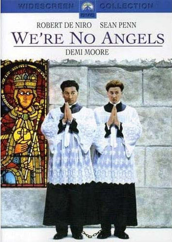 We're No Angels DVD Movie