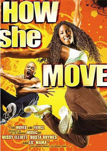 How She Move DVD Movie